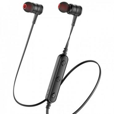 Ακουστικά Bluetooth Wireless Ipipoo AP-5 (Μαύρο)