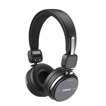 Ακουστικά Bluetooth Wireless Ipipoo ep2 (Μαύρο)