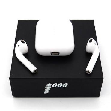 Ασύρματα Ακουστικά Bluetooth 5.0 Touch Control i666 TWS