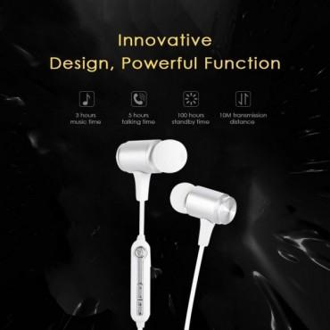 Fineblue Mate 9 Ασύρματα Bluetooth Ακουστικά Μαύρο