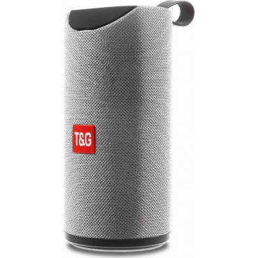 Φορητό Ηχείο T&G TG113 Wireless Bluetooth Speaker Portable Mini grey