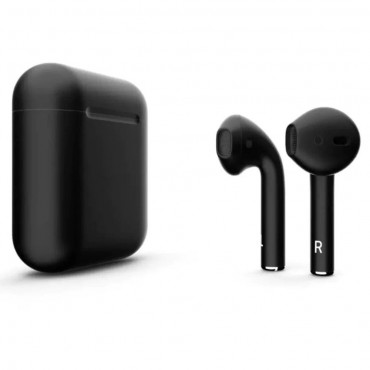 TWS I12 Wireless Bluetooth Stereo Earbuds with Charging Box (Μαύρο)