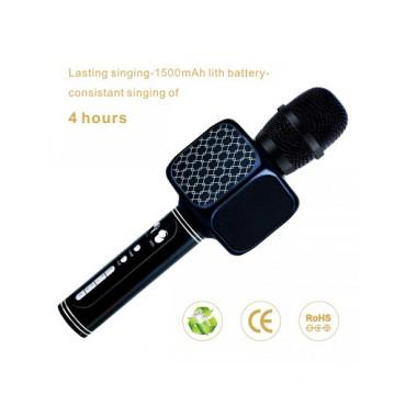 Ασύρματο μικρόφωνο Επαγγελματικό με Ενσωματωμένο Ηχείο black – YS-05 – OEM