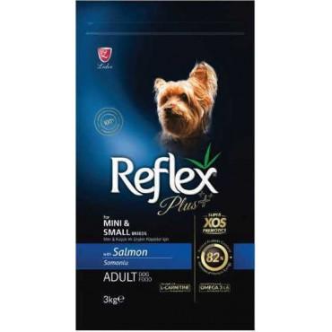 Reflex plus mini-small adult σολομός 3kg