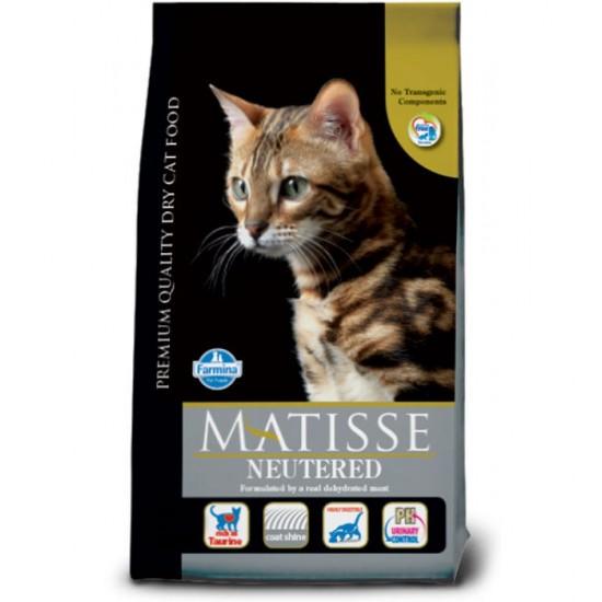 Matisse για στειρωμένες 1,5kg
