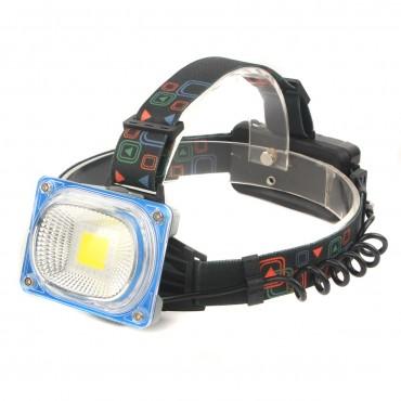 Φακός κεφαλής LED επαναφορτιζόμενος OEM W606