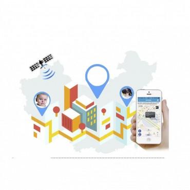 Mini q8 gps tracker - για παιδιά-ηλικιωμένους-αυτοκίνητο-κατοικίδια