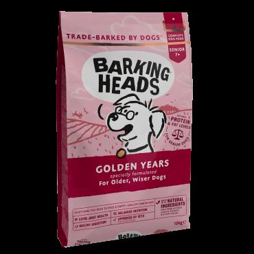 Barkings Heads Golden Years Senior (2kg)