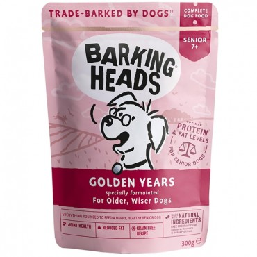 Barking Heads Golden Years (300gr)