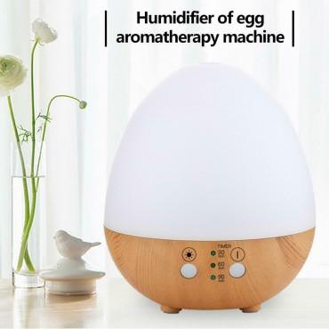 Υγραντήρας υπερήχων + Συσκευή Αρωματοθεραπείας - egg- OEM