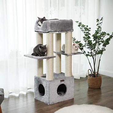 Γατόδεντρο crafty grey 145cm
