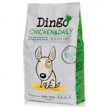 DINGO ADULT CHICKEN&DAILY 3Kg
