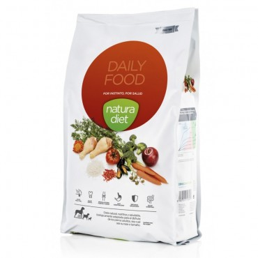 NATURA DIET DAILY FOOD 12Kg + ΔΩΡΟ ΚΟΝΣΕΡΒΑ MHIMS