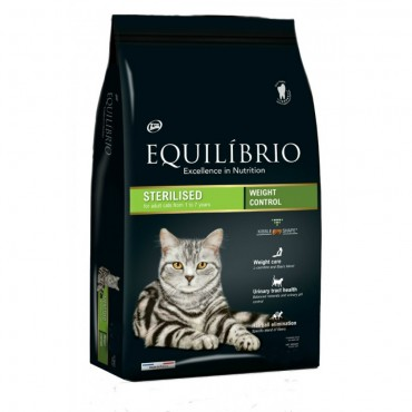 Equilibrio cat sterilized 2kg
