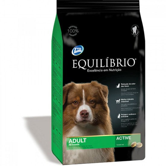 Equilibrio Adult medium Breeds 2kg