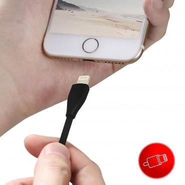 USB 2.4 A Αστραπή Καλώδιο iPad Χρέωση & Συγχρονισμού iPipoo kp-15