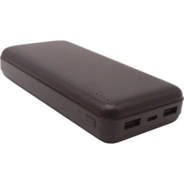 Power Bank iPipoo LP-3 20000mAh - Με 2 Θύρες USB (Μαύρο)