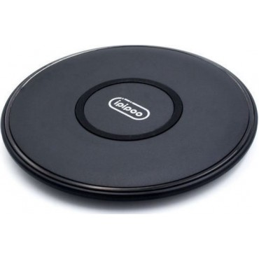 Ipipoo Wireless Charging Pad (Qi) (WP-1) (Μαύρο)