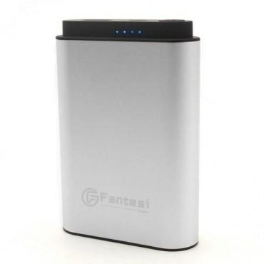 Power Bank Fantesy Mini F45 10000mAh (Ασημί)