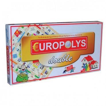 Επιτραπέζιο παιχνίδι europolis double!