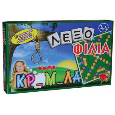 Επιτραπέζιο παιχνίδι λεξο όραμα!