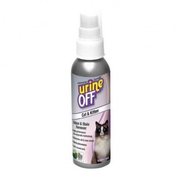 Urine off εξολοθρευτής ούρων γάτα