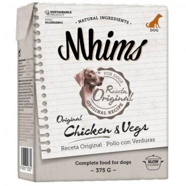 Mhims υγρή τροφή κοτόπουλο&λαχανικά 300gr