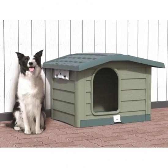Σπιτάκι σκύλου bangalow Bama Pet