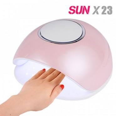 Επαγγελματικό φουρνάκι νυχιών uv led 48w sun x23