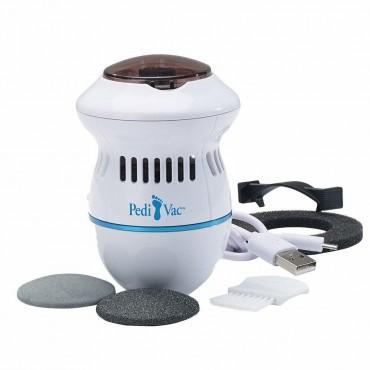Επαναφορτιζόμενη Συσκευή Αφαίρεσης Κάλων Pedi Vac Με Τεχνολογία Derma-Vac