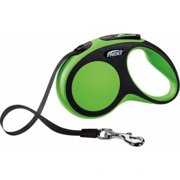 Flexi Comfort Ιμάντας 3m-12kg XS (Πράσινο)