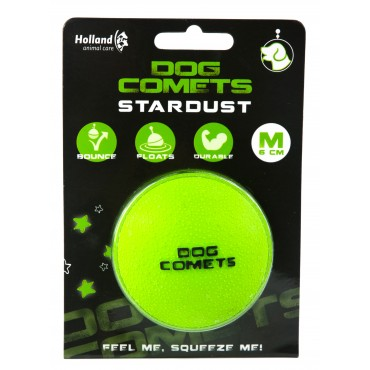 Dog Comets Ball Stardust πράσινο