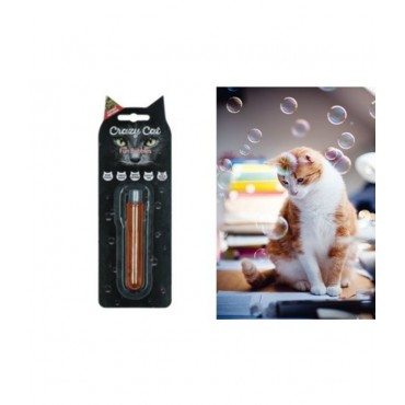Υπερανθεκτικές φούσκες με catnip dog comets