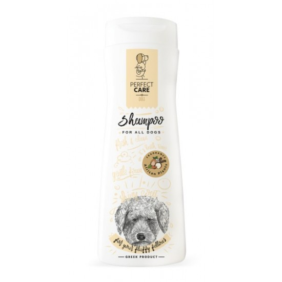 PERFECT CARE SHAMPOO DOG AFRICA PLANTS400ml