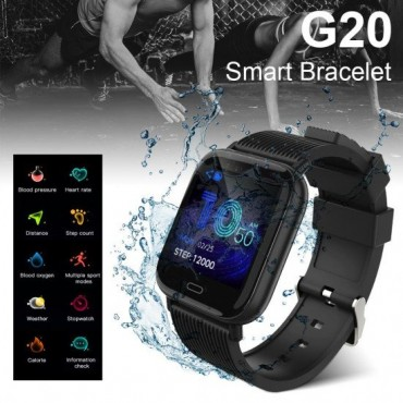 Smartwatch - bluetooth G20 (Blue)