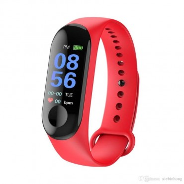 Smartwatch-Bluetooth M3-02 (Red)