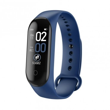 Smartwatch-Bluetooth M3-02 (Μπλε)