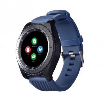 Smartwatch-Bluetooth-sim Z3 (Blue)