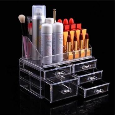 Θήκη Οργάνωσης Καλλυντικών και Κοσμημάτων – Cosmetic Organizer