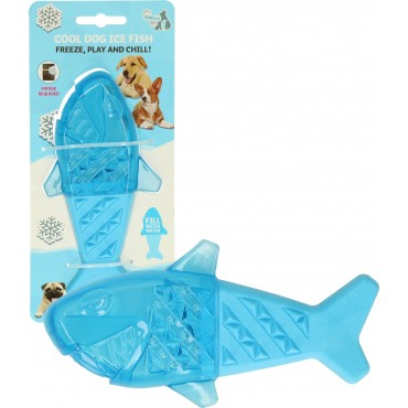Cool pet ice fish