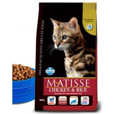 Matisse chicken&rice 1,5kg