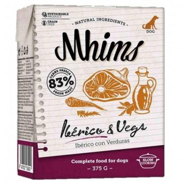 Mhims υγρή τροφή χοιρινό&λαχανικά 300gr
