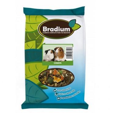 BRADIUM Πλήρης Τροφή Για Ινδικά Χοιρίδια (700gr)