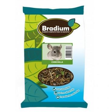 BRADIUM Πλήρης Τροφή Τσιντσιλά (660gr)