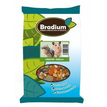 BRADIUM Πλήρης Τροφή Χάμστερ (700gr)