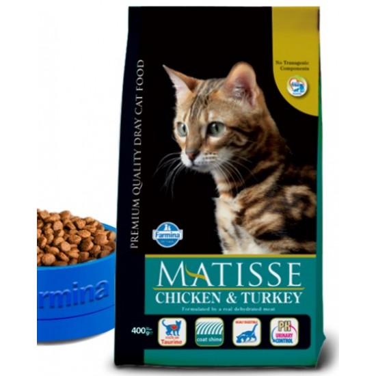 Matisse chicken&turkey 1,5kg
