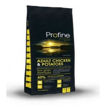 PROFINE ADULT CHICKEN 3KG